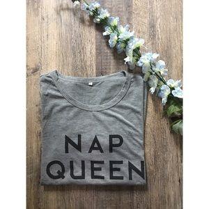 Tops - Nap Queen Tee